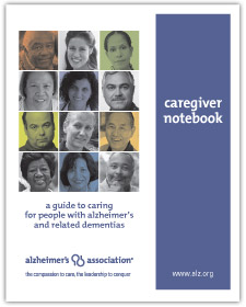 Caregiver Notebook