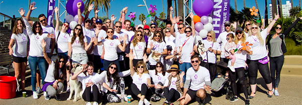 Santa Monica Walk to End Alzheimer's