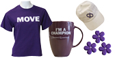 Alzheimer's Association shop for the cause