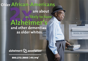 African Americans and Alzheimer's disease