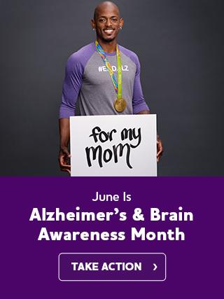 Alzheimer's & Brain Awareness Month   Alzheimer's Association