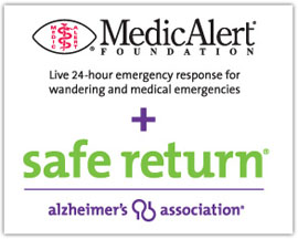 Medicalert Alzheimer S Association Safe Return