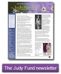 The Judy Fund Newsletter