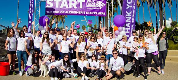The Judy Fund Santa Monica Walk