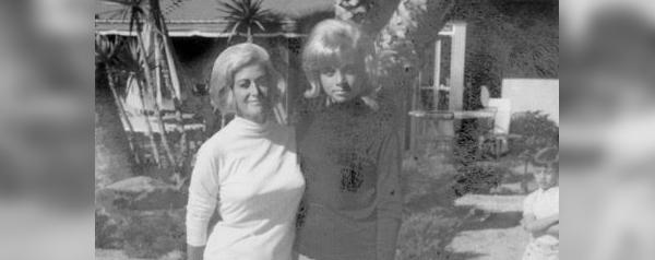 Gertrude Jaffe and Judy Jaffe Gelfand