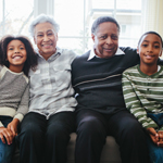 African-Americans are at a higher risk of developing Alzheimer's