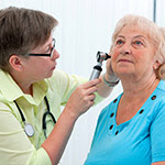 Hearing loss may raise the odds of developing dementia