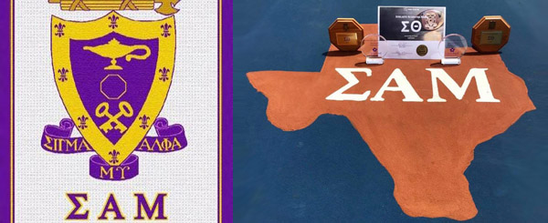 Congratulations to our #1 Walk fundraising chapter: Texas Sammy.
