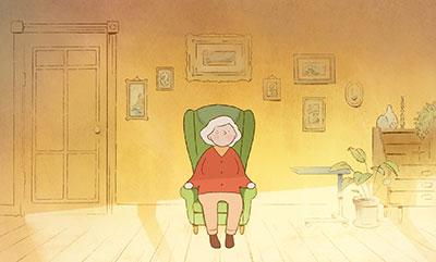 Oscar-Nominated Film Late Afternoon | Alzheimer's Association
