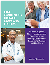 2019 Alzheimer's Disease Facts and Figures