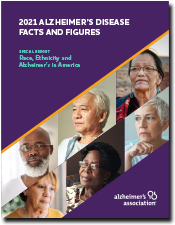 2021 Alzheimer's Disease Facts and Figures