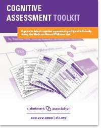 Cognitive Assessment | Alzheimer's Association