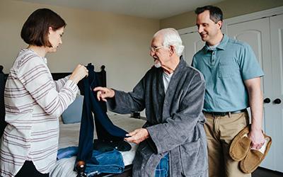 Dressing & Grooming | Alzheimer's Association