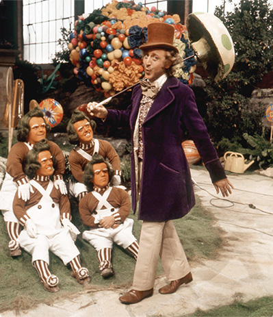 "One of the late Gene Wilder's most iconic acting roles was the title character in ""Willy Wonka and the Chocolate Factory."" Wilder died from complications of Alzheimer's disease in 2016 at age 83."