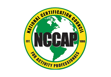 NCCAP (National Certification Council for Activity Professionals